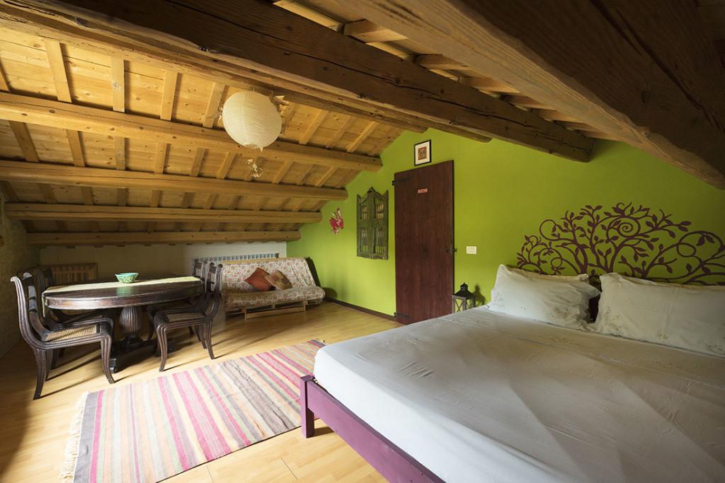 Locanda nemorosa casa intera for 4 piani di casa in stile ranch con 4 camere da letto