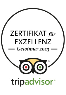 Locanda Nemorosa - TripAdvisor - Zertifikat für Exzellenz - 2013